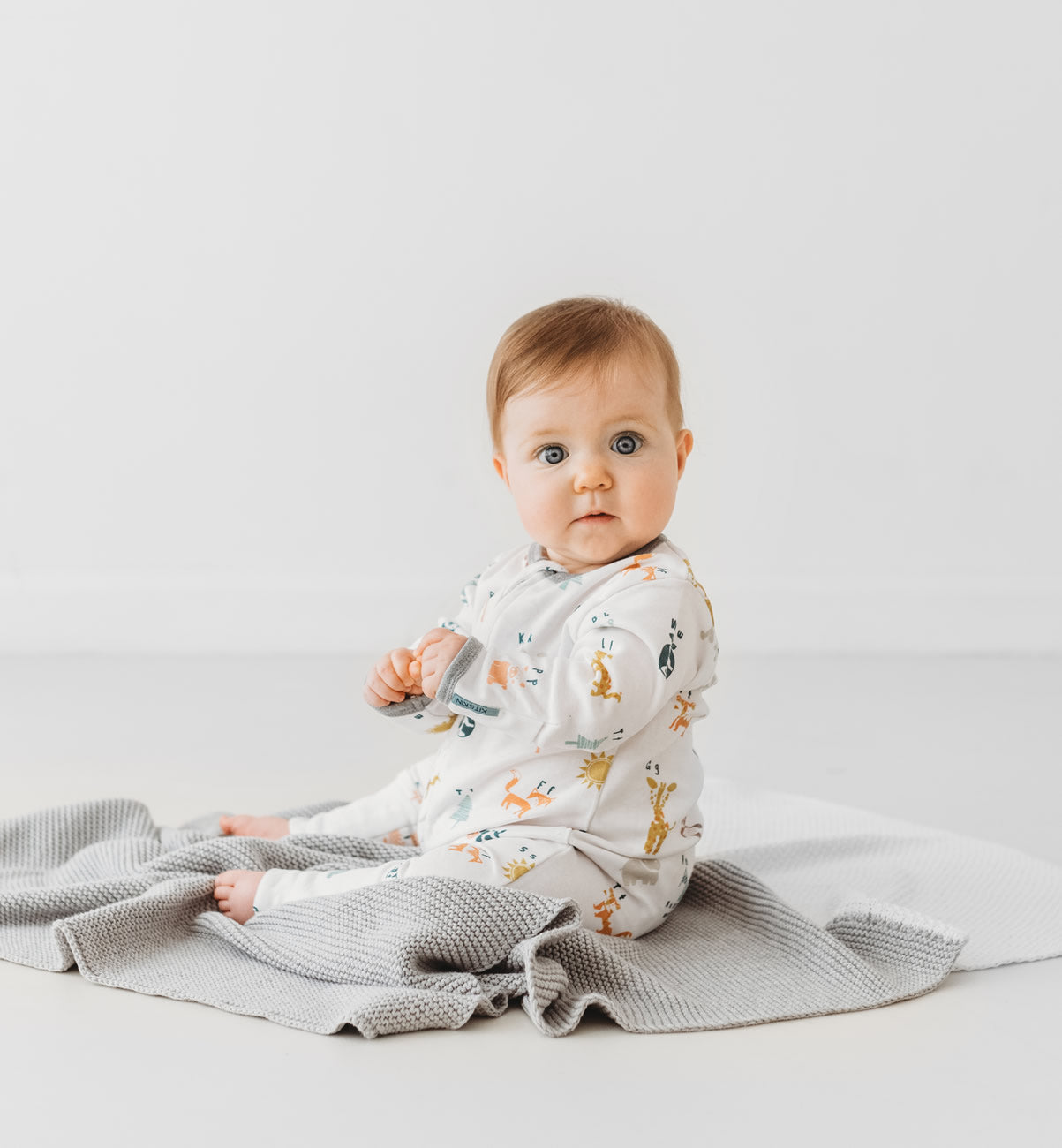 Kit & Kin sustainable All-in-one 3 to 6 months