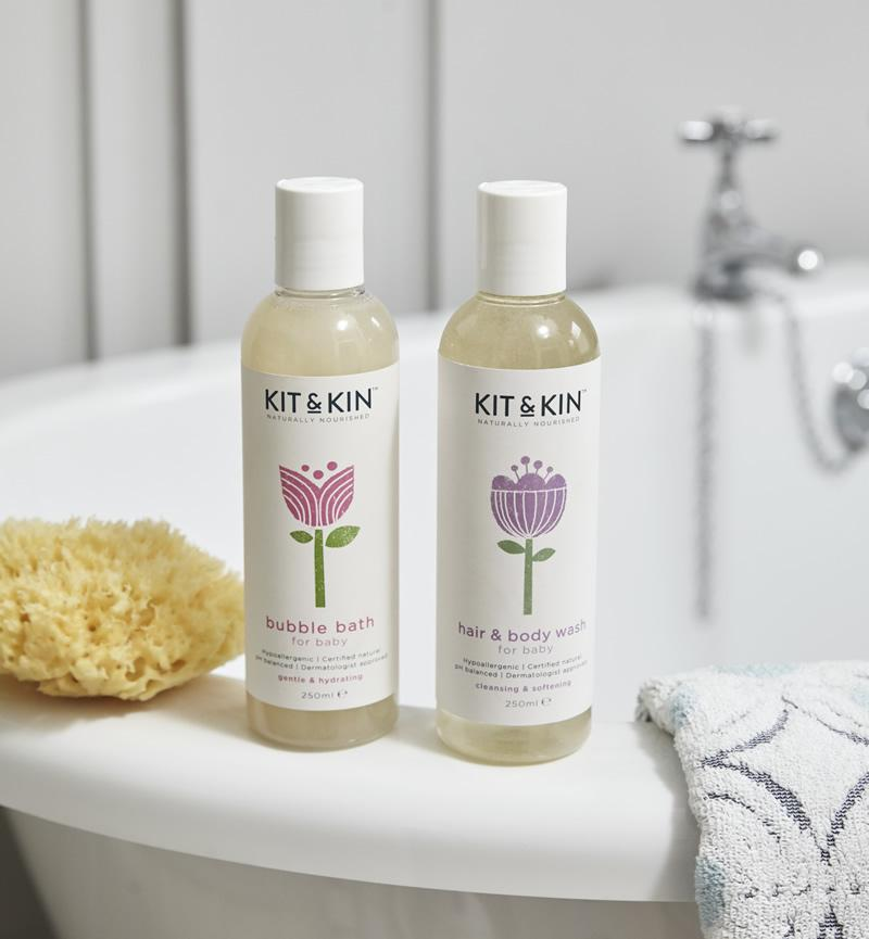 Kit & Kin Bath Time Bundle