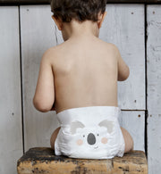 Super absorbent eco nappies
