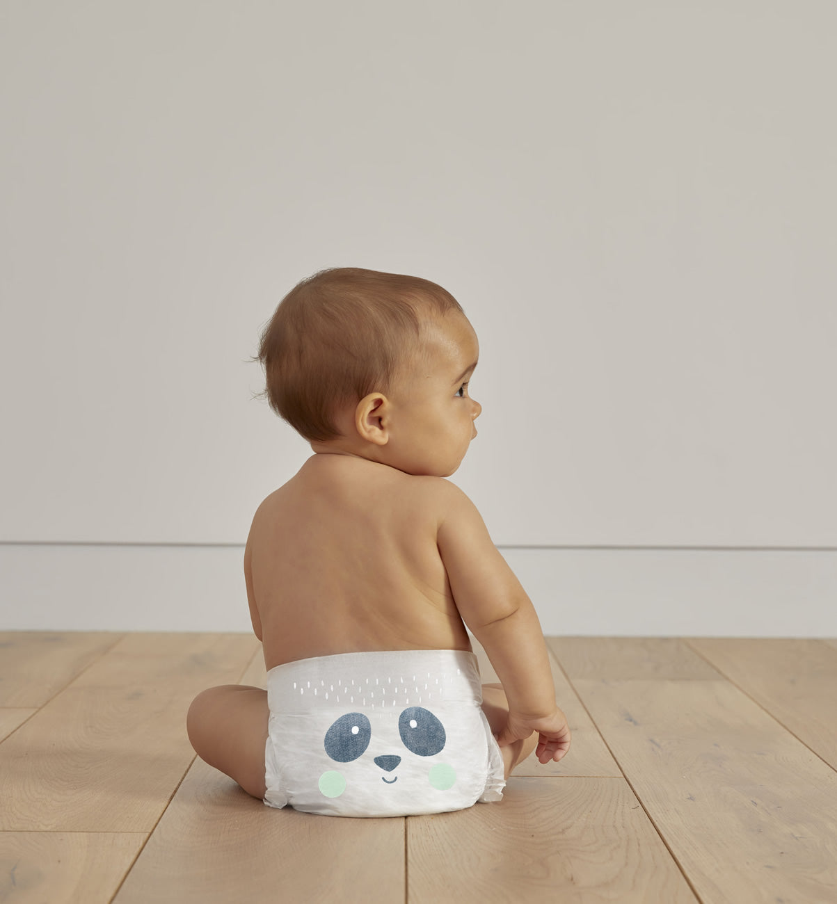 Panda eco nappies senstive skin