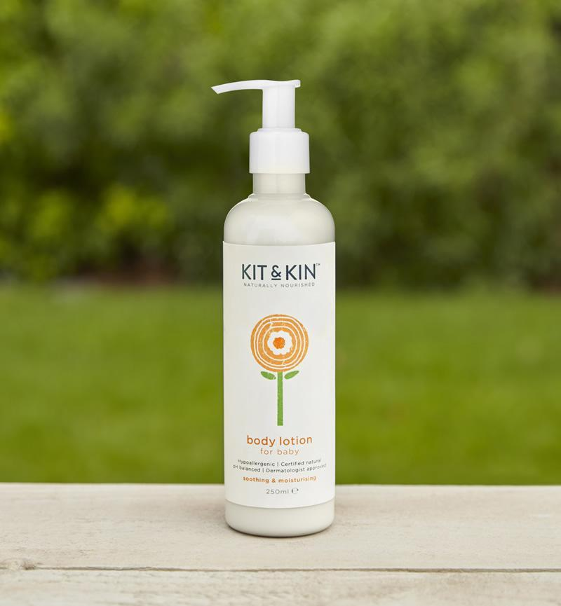 Kit & Kin Hypoallergenic Body lotion