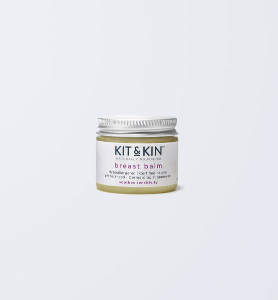 Kit & Kin Certified natural breast balm