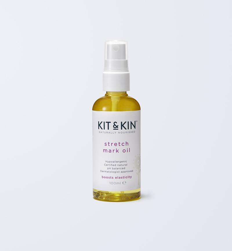 Kit & Kin Certified natural  stretch mark oil