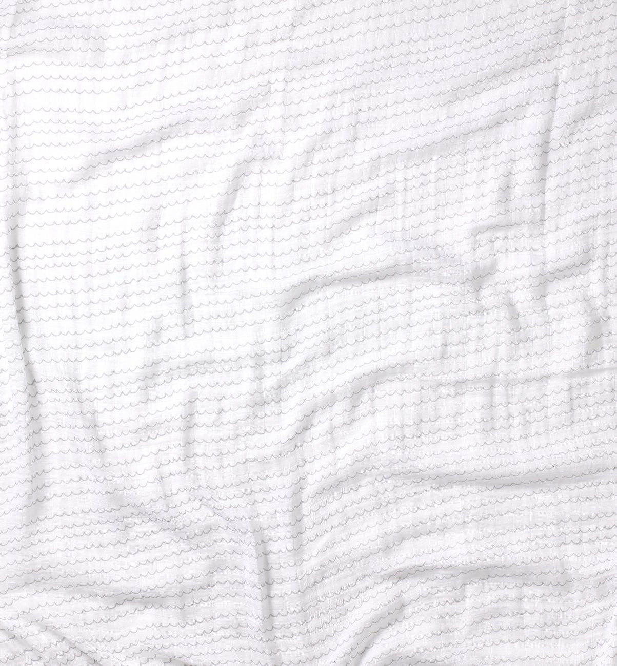 Sustainable wave muslin