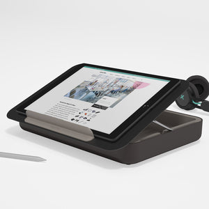 <b>Bento ergonomic toolbox</b> <br>laptop stand / tablet stand / document holder / personal storage