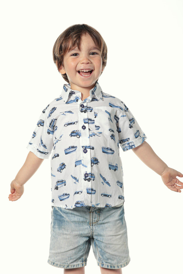Camisa TOMY Cars&Planes