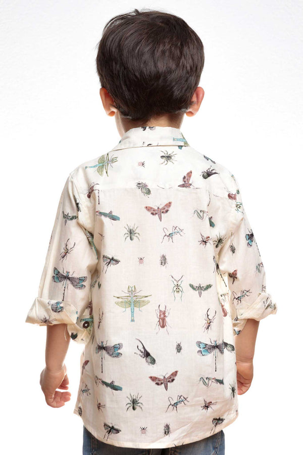 Camisa Niño Insects