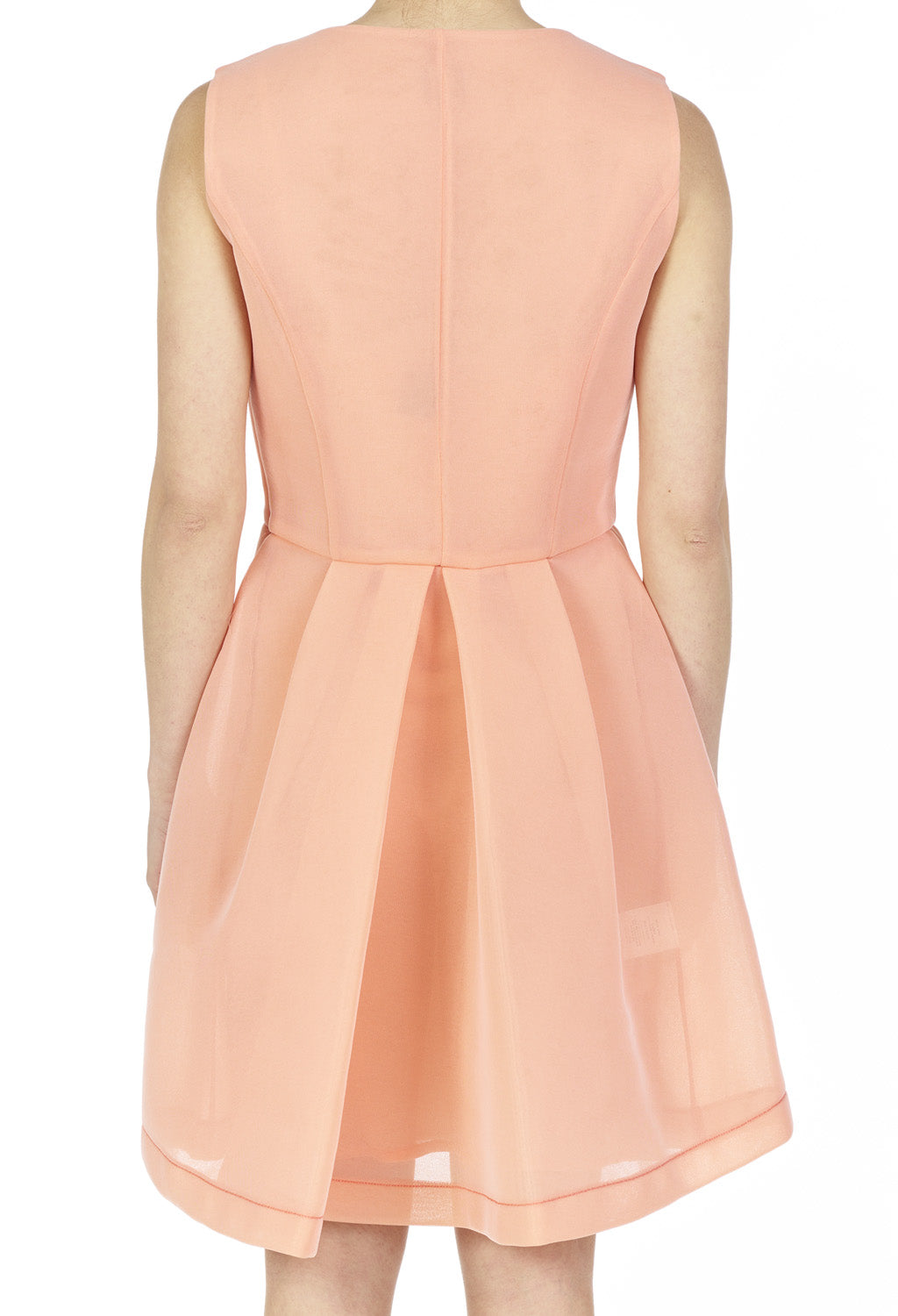 Abito Pinko Rosa In Tulle Pinko Mod. Nastro1 – MISS-UP 80641fb2a92