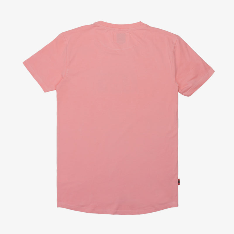 Pink Box Logo Shirt