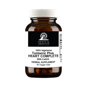 TURMERIC PLUS HEART COMPLETE WITH CoQ10