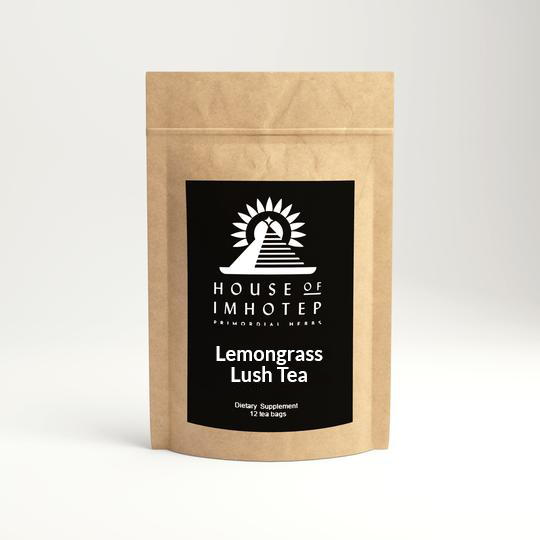 Lemongrass Lush tea