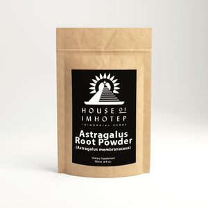 Astragalus Root Powder radiation