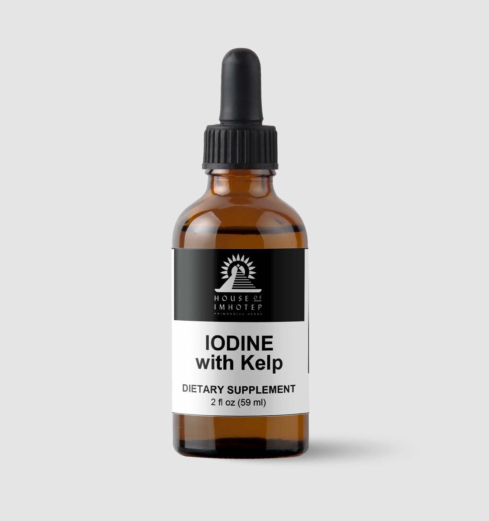 Iodine with Kelp Liquid Extract