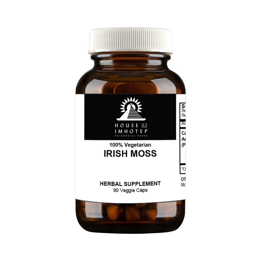 Irish Moss Powder Capsules