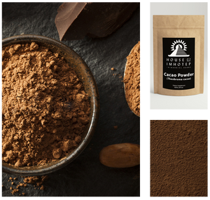 The Cacao powder Roasted
