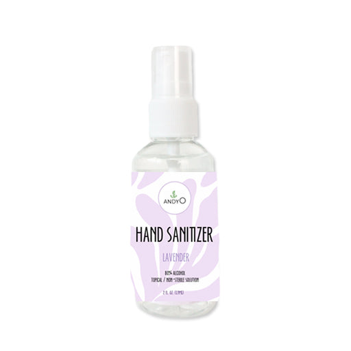 AndyO Hand Sanitizer Spray-2 fl. oz