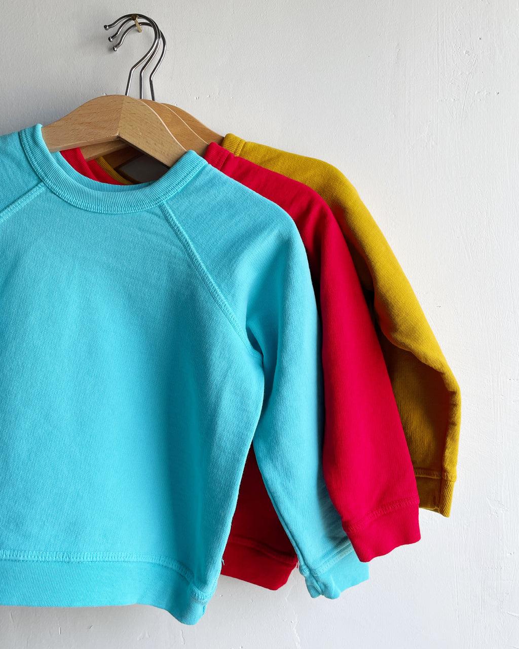 The Sweatshirt Aqua