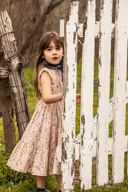 The Frilly Dress Floral