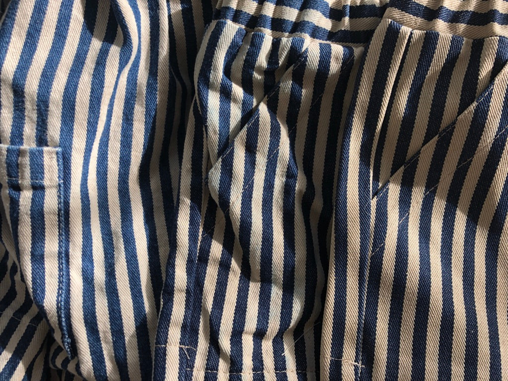 The Camp Short Conductor Stripe