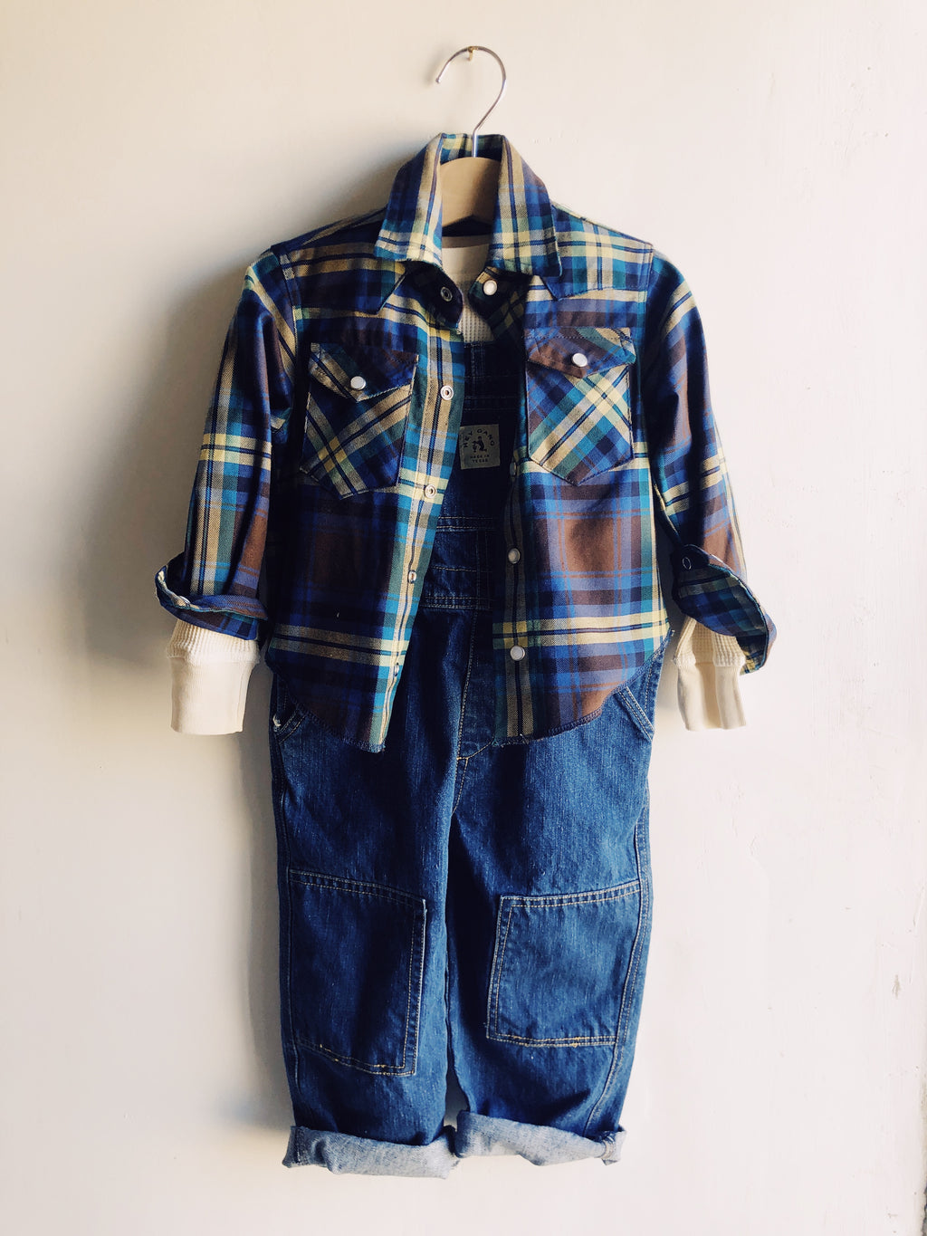 The Western Shirt Flannel