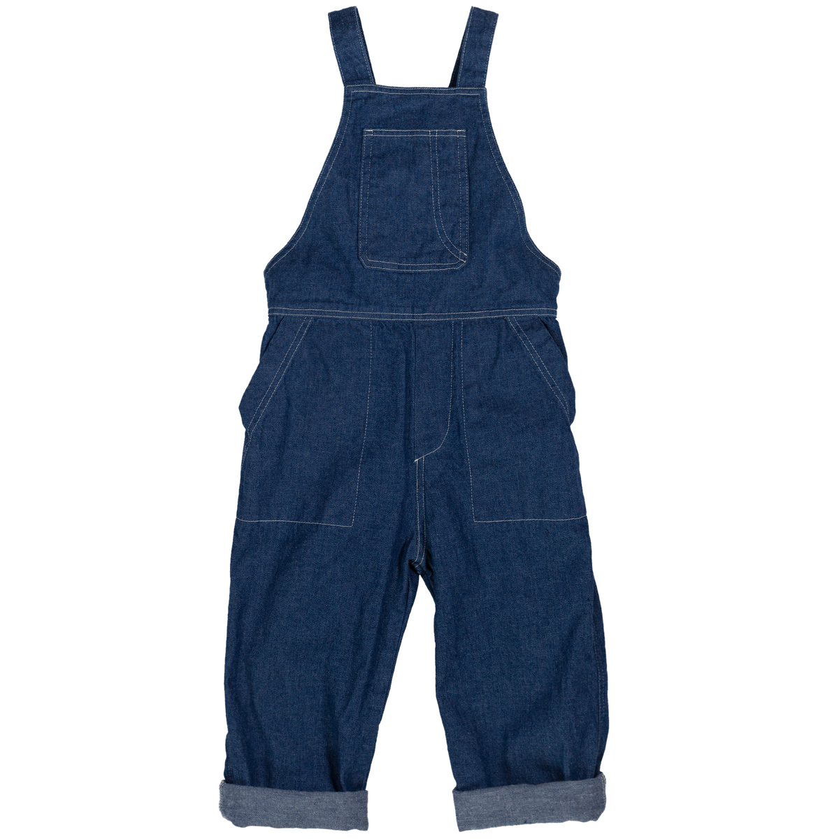 Japanese Denim Overalls