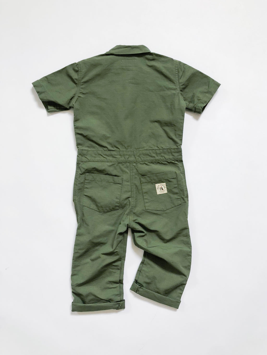 The Coverall Army