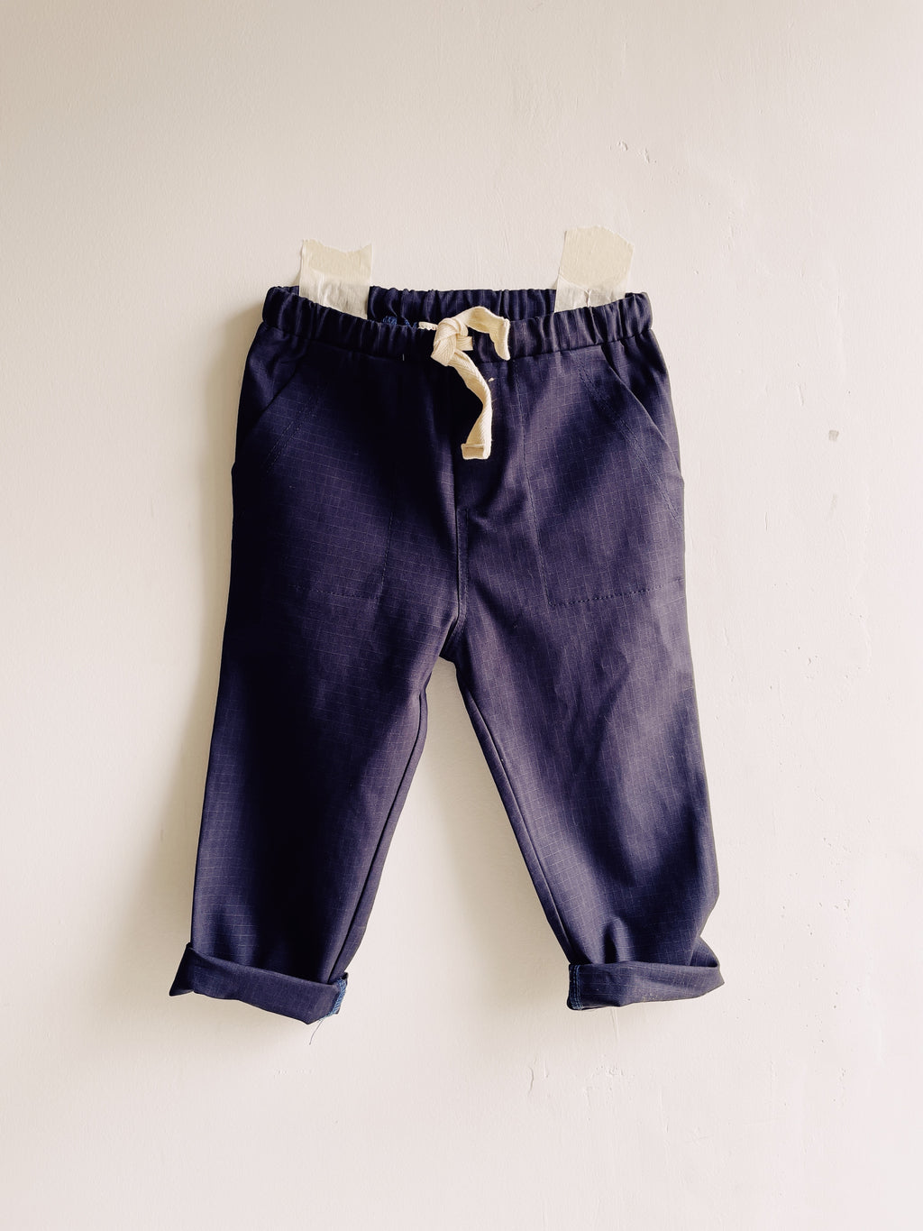The Everyday Pant Navy