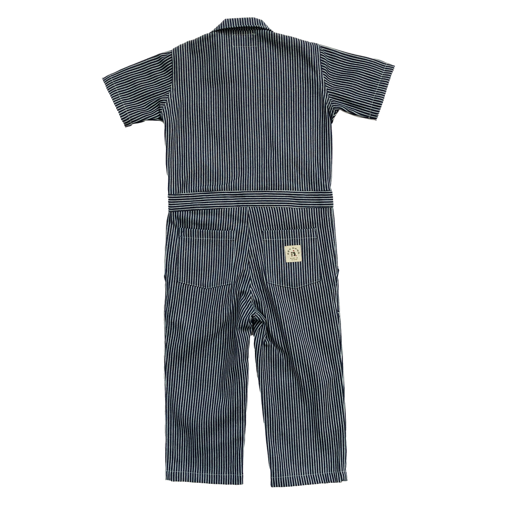 The Coverall Railroad Stripe