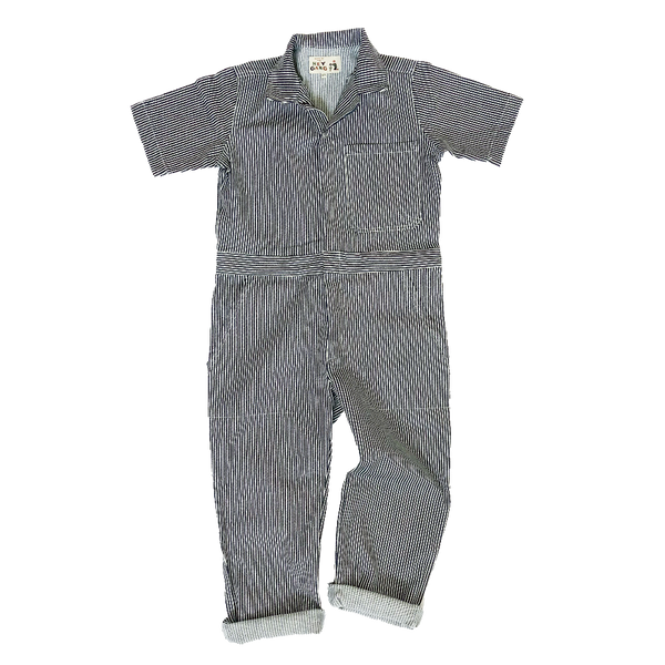 Hickory Stripe Coveralls