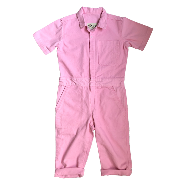The Coverall Pink!
