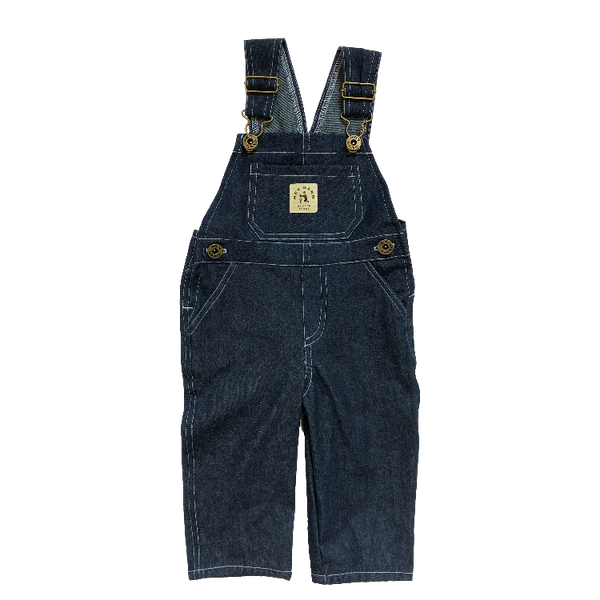 The Overalls Dark Denim