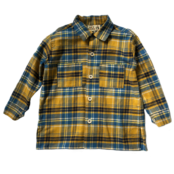 Flannel Workshirt Sunflower