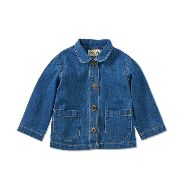 The Chore Coat Denim