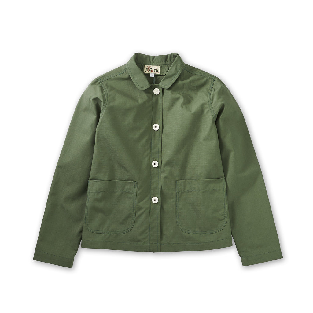 Women's Chore Coat Army Ripstop