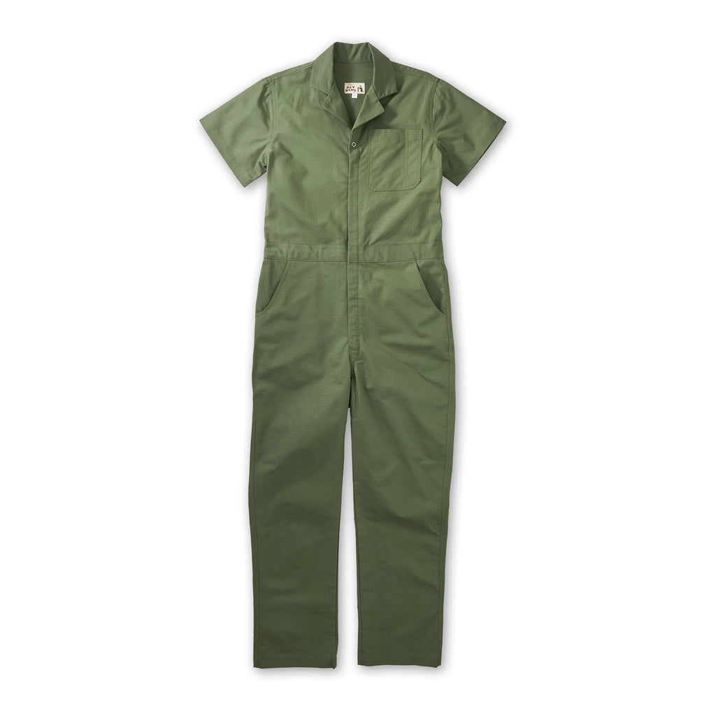 Women's Coveralls Army