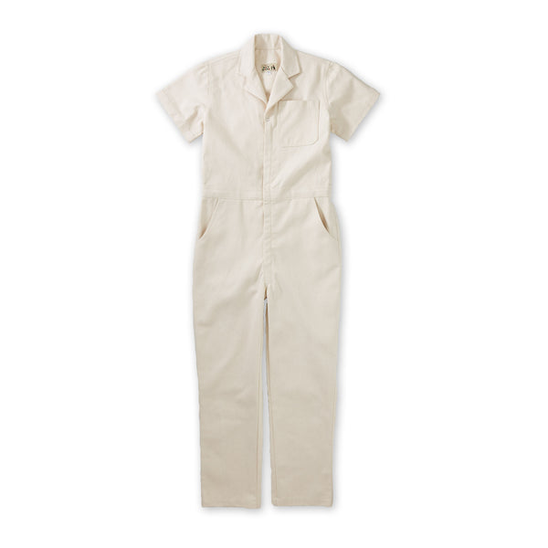 Women's Coveralls Natural Denim