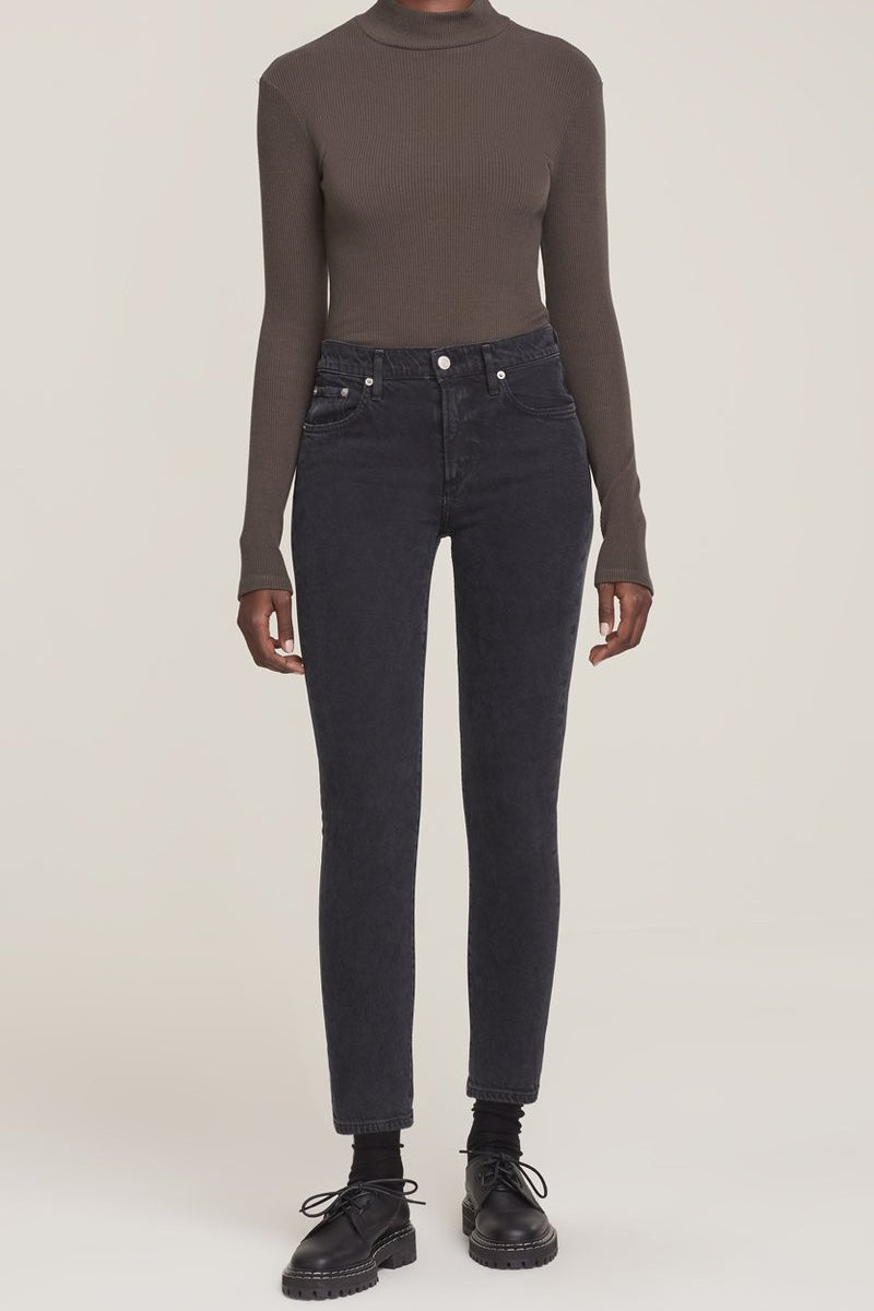 TONI Mid Rose Straight Jeans