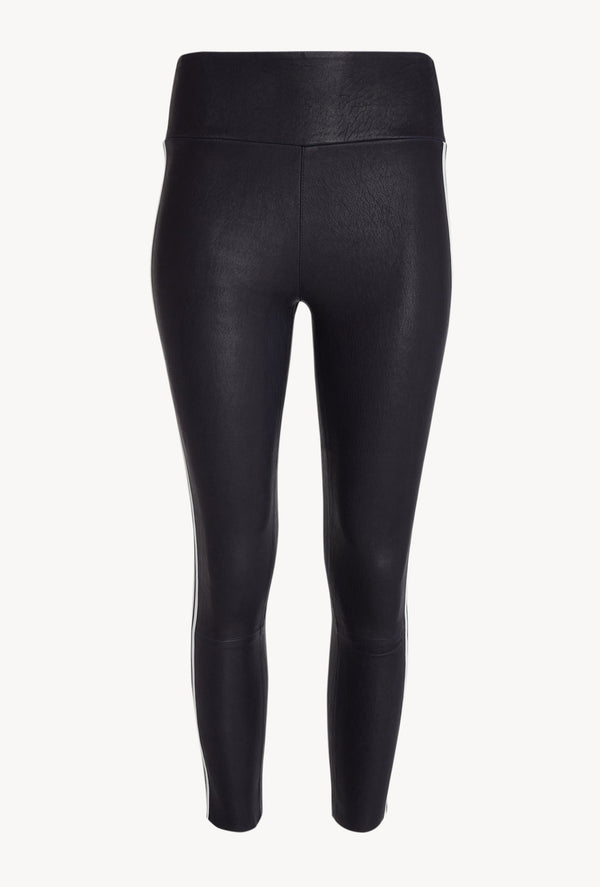 Athletic Capri Lederleggins