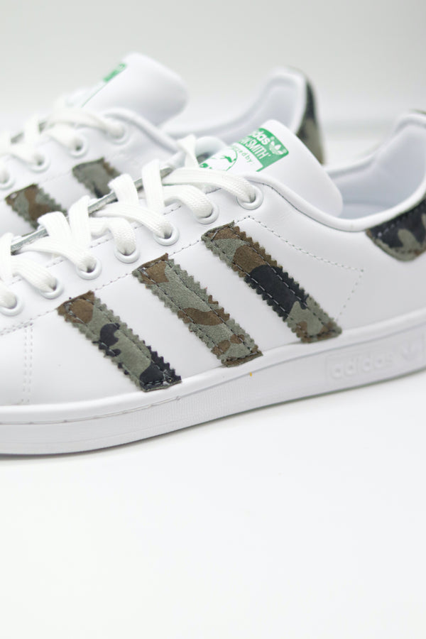Camouflage Adidas Stan Smith Sneaker