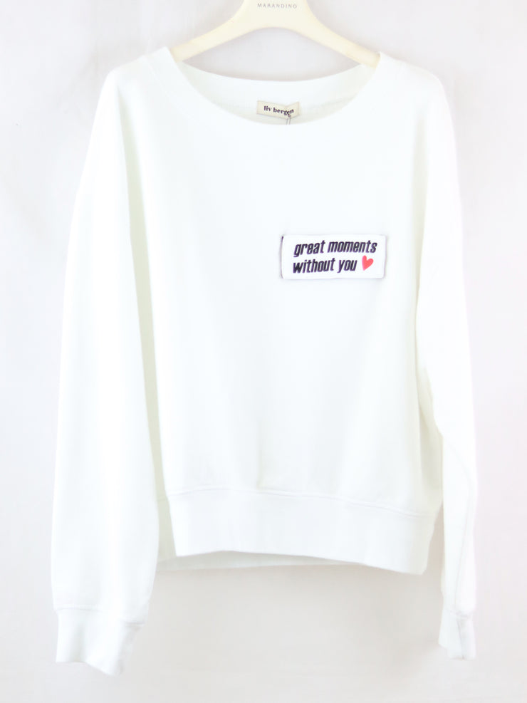 BRIT MOMENTS Pullover