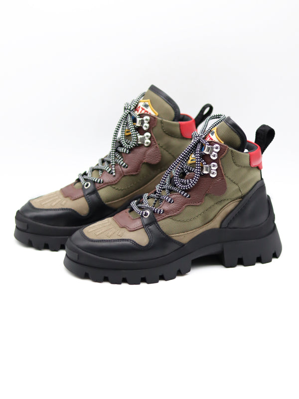 Boots Dsquared2 olive