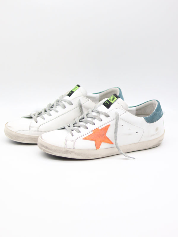 Golden Goose Sneaker orange