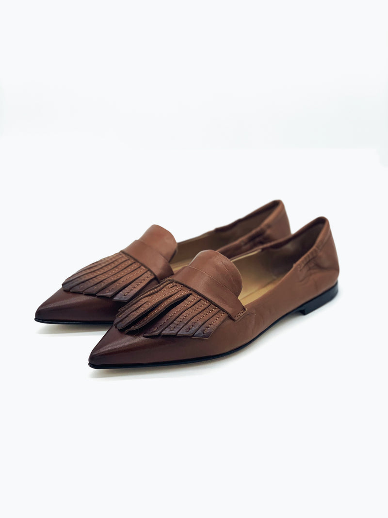 Ingrid Loafer braun