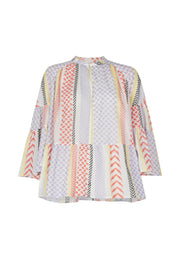 Barry Blouse Quadricolor