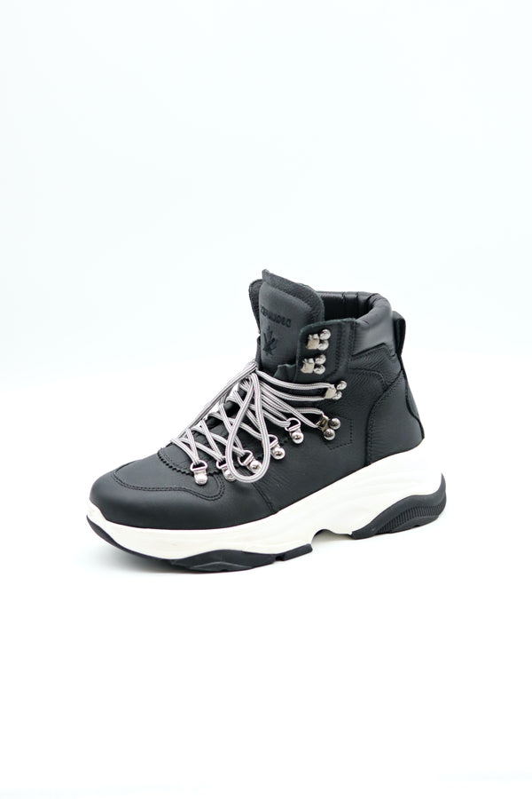 Ankle Sneaker-Boots
