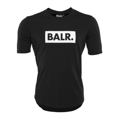 Club T-Shirt Schwarz
