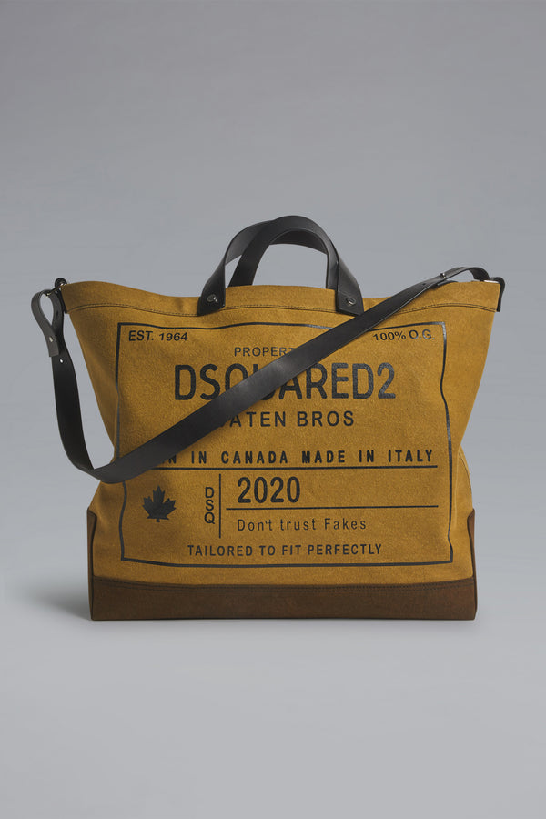 DSQ2 '20 Shopping Bag