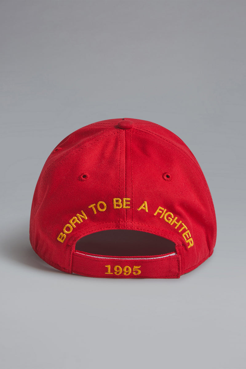 Born in Canada Baseball Cap rot