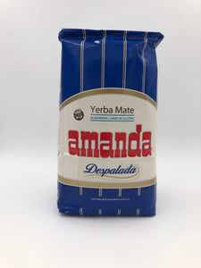 Amanda Yerba Mate Despalada (without Stems) - 1 KG