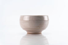 Load image into Gallery viewer, Brown Stoneware White Glaze Cup (c-225)